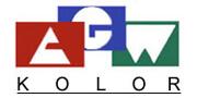 logotyp AGW kolor