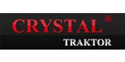 logotyp CRYSTAL TRAKTOR