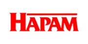 logotyp HAPAM