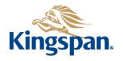 logotyp Kingspan