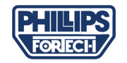 logotyp PHILLIPS FORTECH