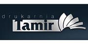 logotyp drukarnia Tamir